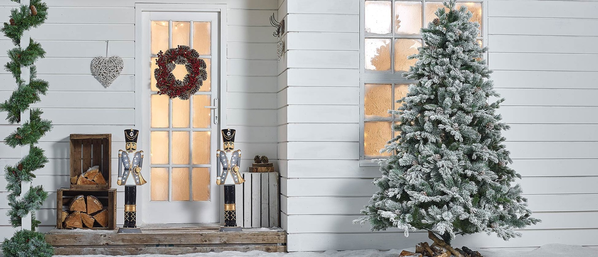 Christmas White Stores The Outdoor Living Store