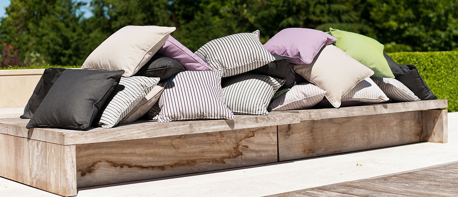 Garden Furniture Cushions White Stores Outdoor Living