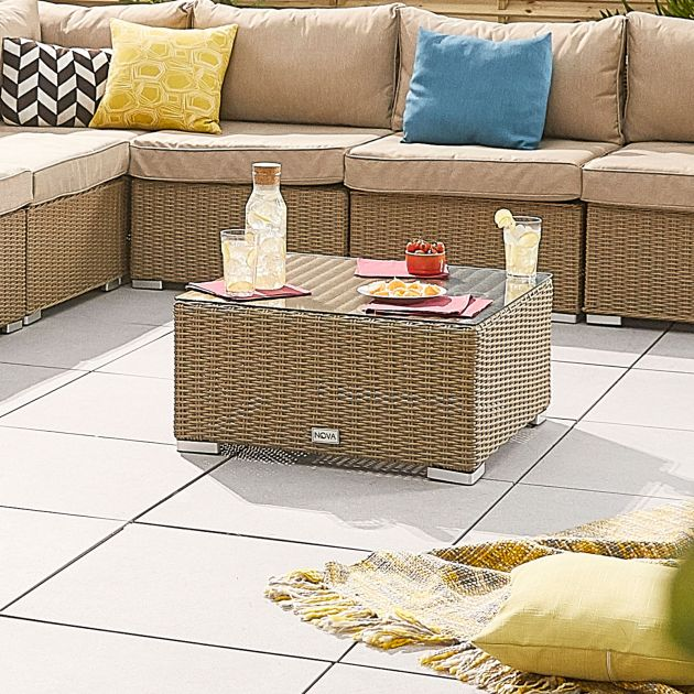Chelsea Square Coffee Table - Willow