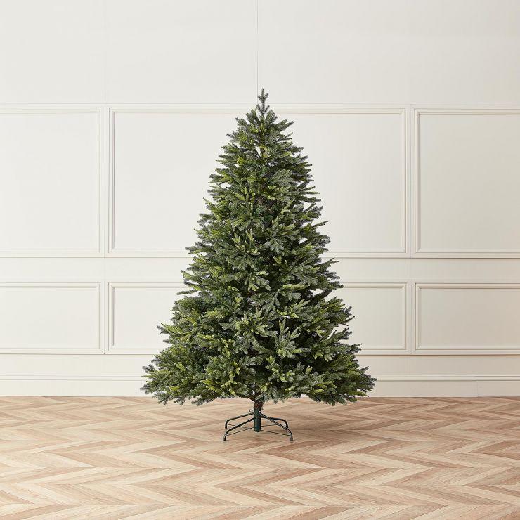 7ft Lodgepole Fir Artificial Christmas Tree