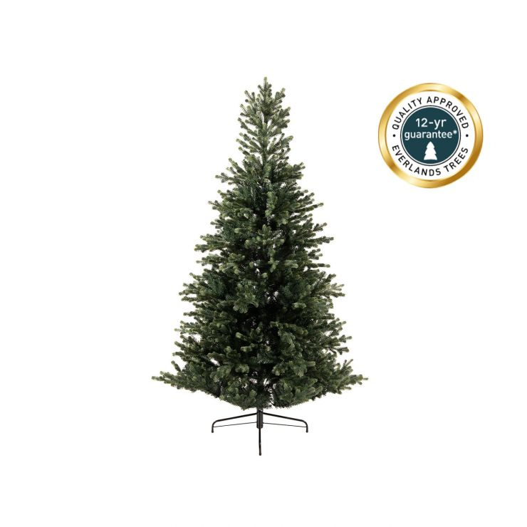 Kaemingk Everlands - 7ft Geneva Fir Artificial Christmas Tree