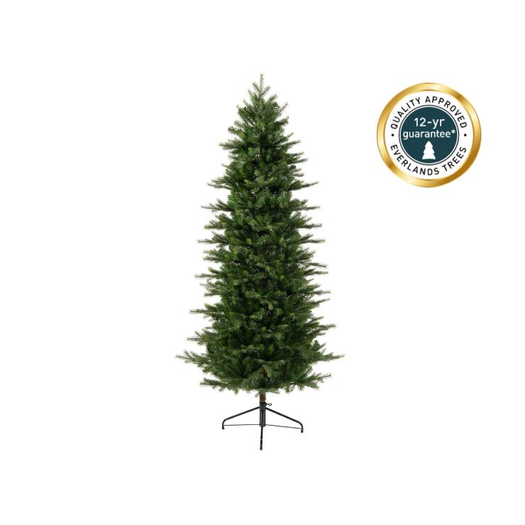 Kaemingk Everlands - 5ft Slim Grandis Fir Artificial Christmas Tree
