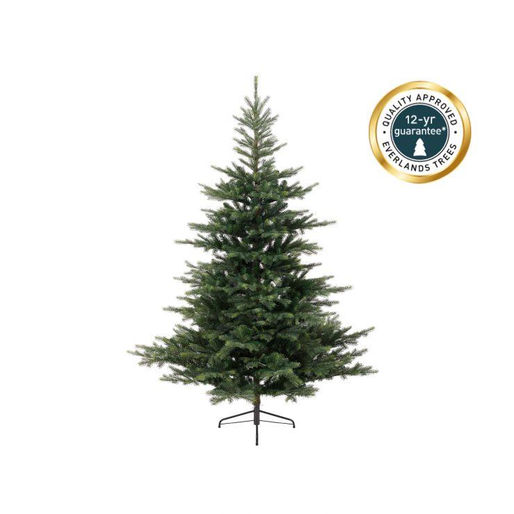 Kaemingk Everlands - 7ft Grandis Fir Artificial Christmas Tree