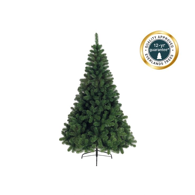 Kaemingk Everlands - 7ft Imperial Pine Artificial Christmas Tree
