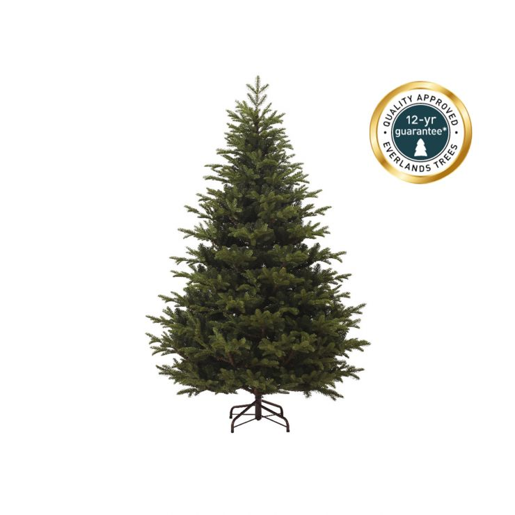 Kaemingk Everlands - 7ft Mountain Spruce Artificial Christmas Tree