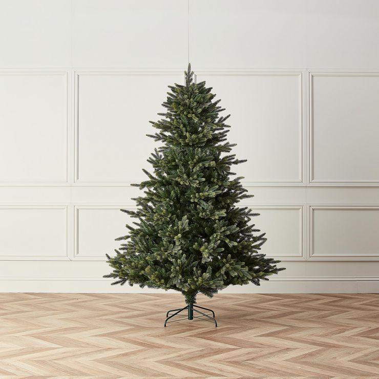 7ft Siberlocke Fir Artificial Christmas Tree