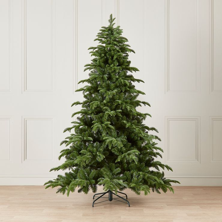 8ft Noble Pine Artificial Christmas Tree