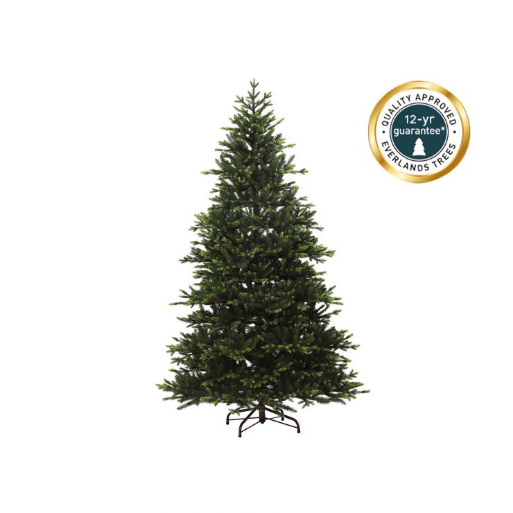 Kaemingk Everlands - 7ft Kingswood Fir Artificial Christmas Tree