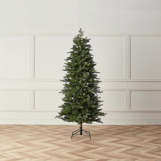 8ft Slim Calgary Fir Artificial Christmas Tree