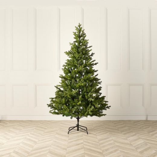 8ft Oregon Pine Artificial Christmas Tree