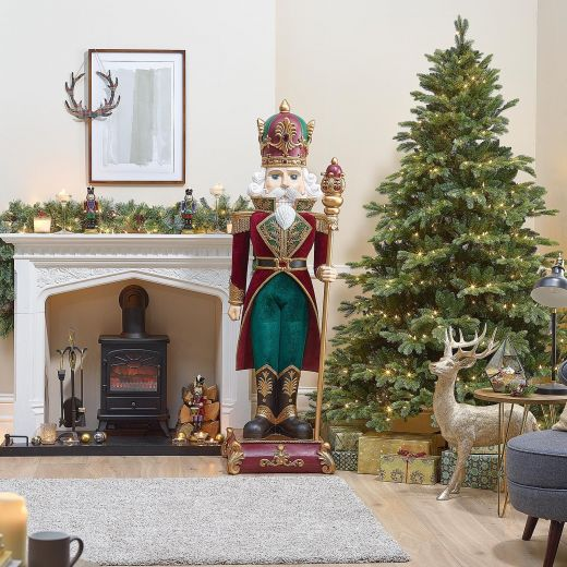 Nutty the 6ft Christmas Nutcracker