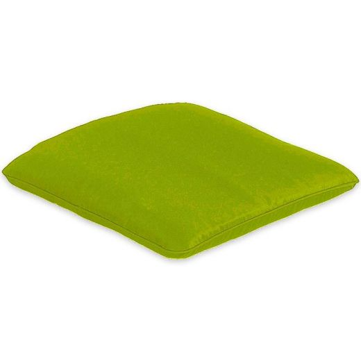 Seat Pad Cushions - Lime Green (Pack of 2)