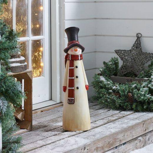 Mr Snow The 69cm Christmas Snowman