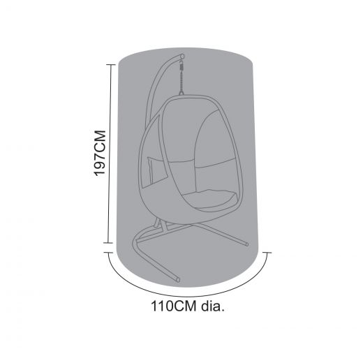 Cover for Single Hanging Pod