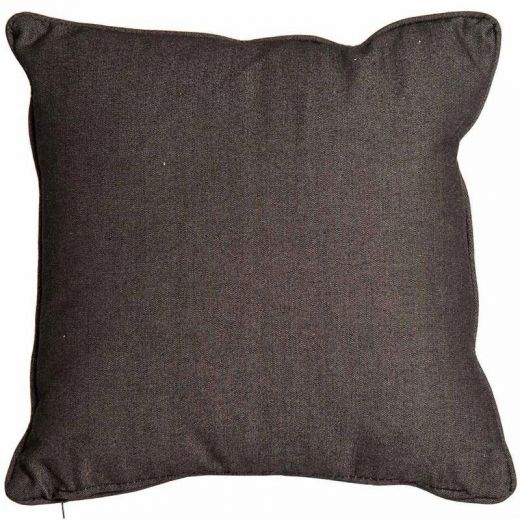 Alexander Rose - 45cm Scatter Cushion - Charcoal Grey