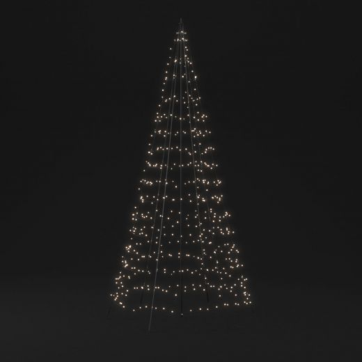 Twinkly 3m 500 Multi Colour & White LED Outdoor Christmas Tree