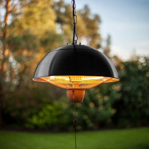 Nova - 1.5kW Chain Suspended Electric Patio Heater