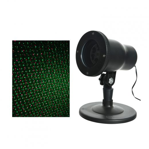 LED Twinkle Laser Outdoor Projector