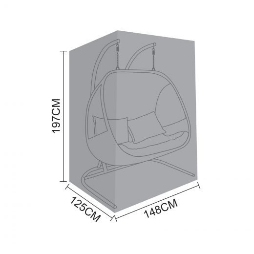 Cover for Double Hanging Pod