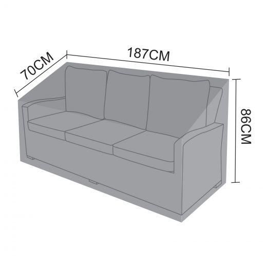 Cover for Cambridge 3 Seater Sofa