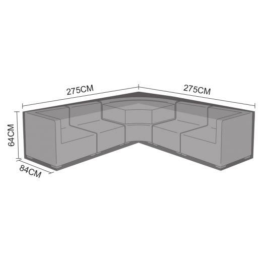 Cover for Nova - Hampton Corner Sofa Set (2018 Version)