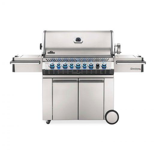 Napoleon - Prestige Pro 665 BBQ - Natural Gas - Stainless Steel