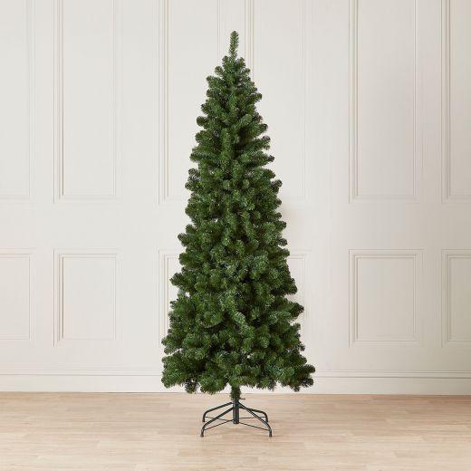 7ft Slim Balsam Fir Artificial Christmas Tree