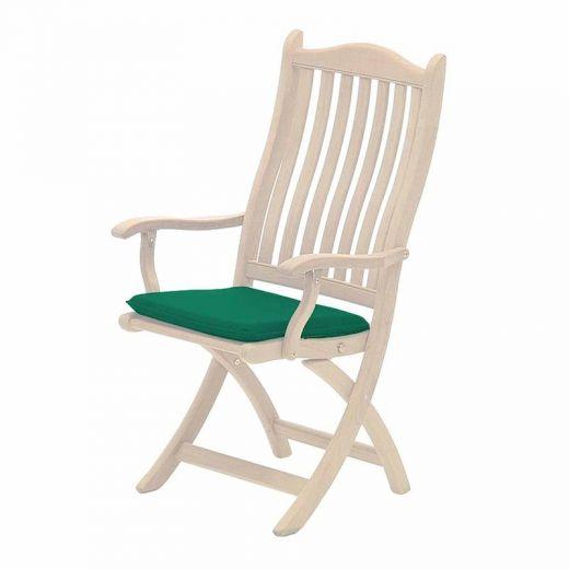 Seat Pad Cushion - Green