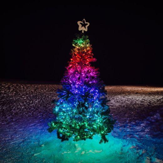 Twinkly 7.5ft Pre Lit Frasier Fir Artificial Christmas Tree