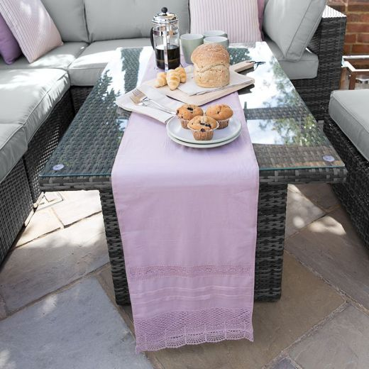 110cm x 70cm x 60cm Small Casual Dining Table (Table Only) - Grey