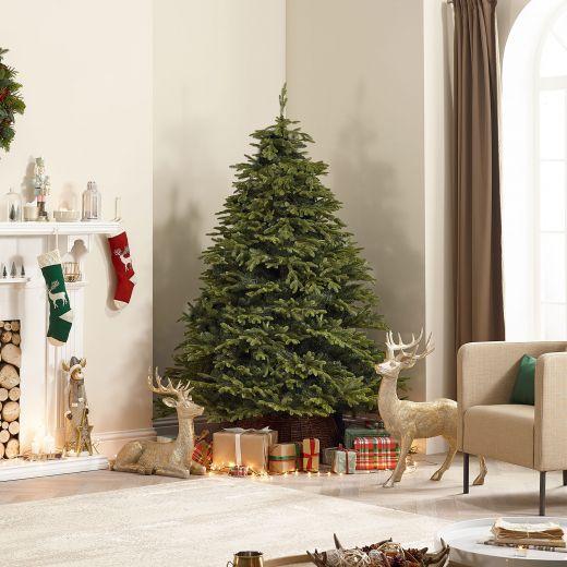 7ft Greenland Fir Artificial Christmas Tree