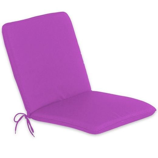 Mid Back Cushion - Plum
