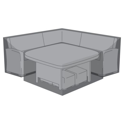 Cover Pack for Nova Deluxe Cambridge/Ciara Corner Dining Set
