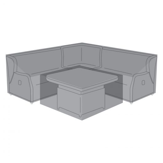 Cover Pack for Skylar 1A Casual Dining Set with Rising Table