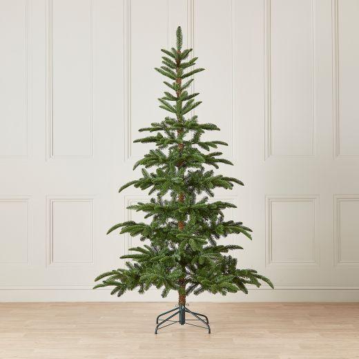 7ft Nobilis Fir Artificial Christmas Tree