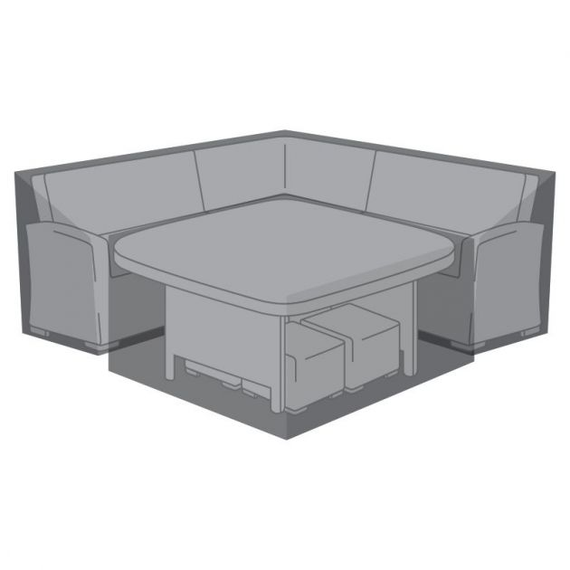 Cover Pack for Nova Deluxe Cambridge Corner Dining Set