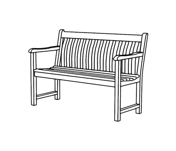 Alium  o 108m 3ft 6½ins Steel Bench P 40806 besides White Rattan Picnic Basket additionally Round Rattan Side Table as well Rattan Chair additionally Lid 40127160. on rattan furniture cushions