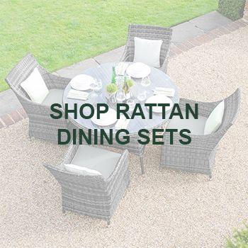 Rattan Garden Furniture Devon