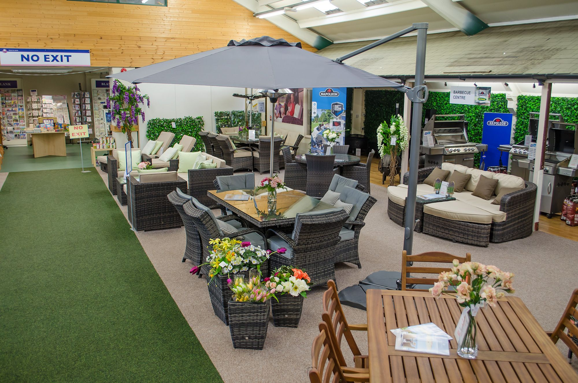 Garden Centre: Rattan Garden Furniture London