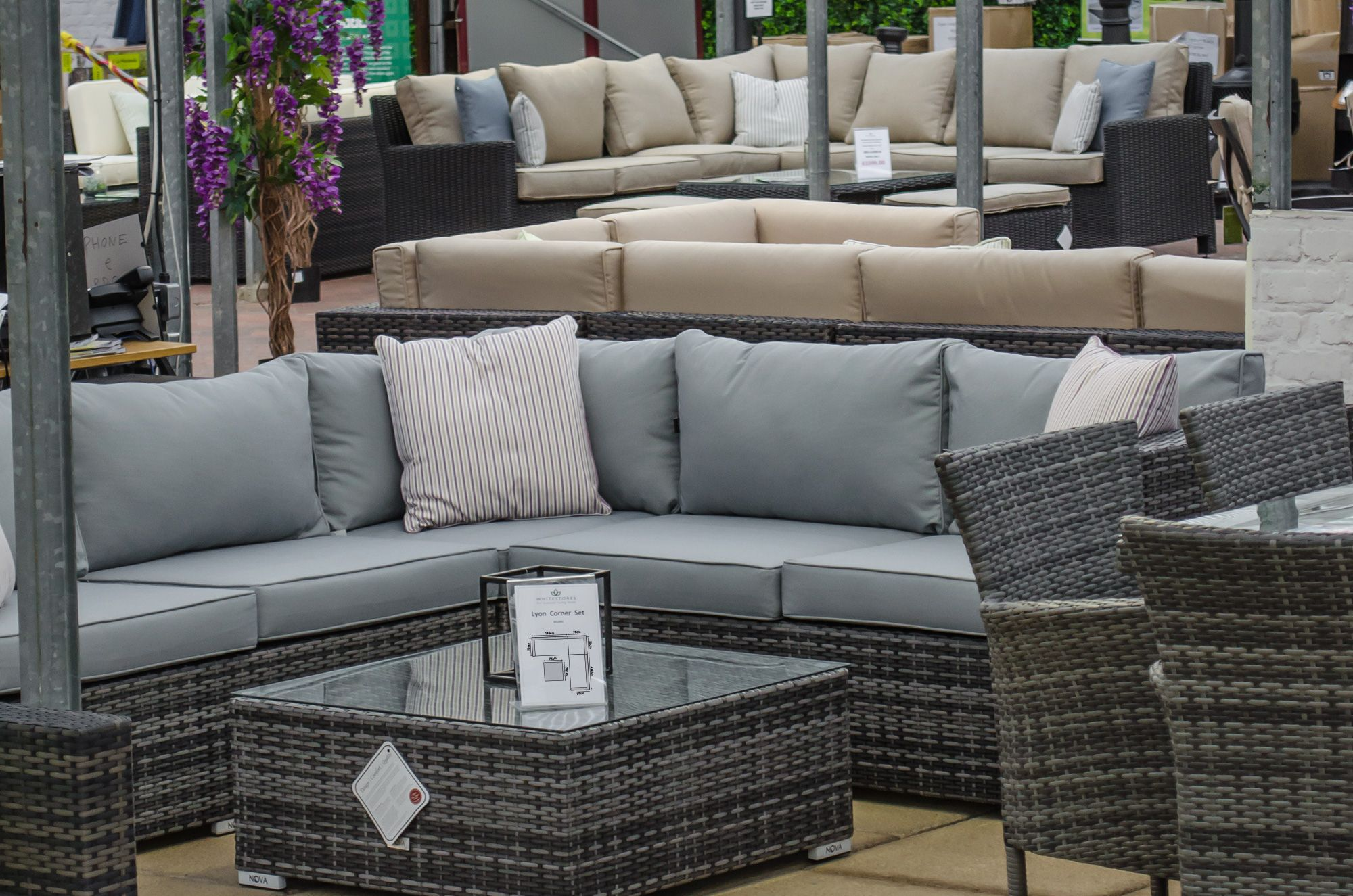 Rattan Garden Furniture Ipswich Visit Our Showroom