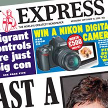 Daily -express -apple