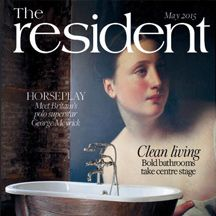 The -resident